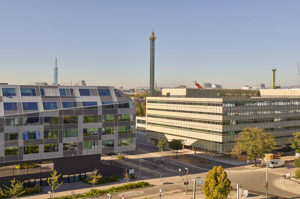 Studentenwohnheim der SFU Wien