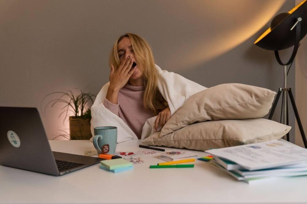 Schlafen, TMS, Vorbereitung, Lernplan
