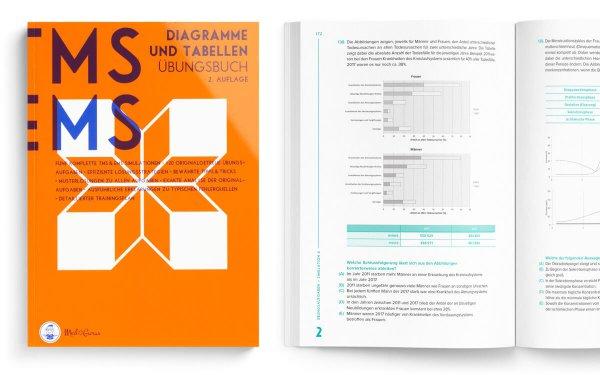 Diagramme und Tabellen TMS und EMS 2020 Innenansicht und Cover