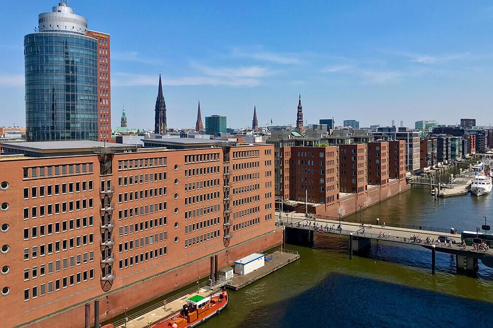Hamburg Speicherstadt Medizinstudium