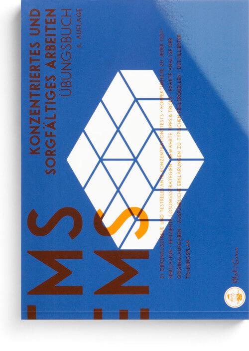 Konzentriertes und sorgfältiges Arbeiten TMS und EMS 2020 Cover Übersicht