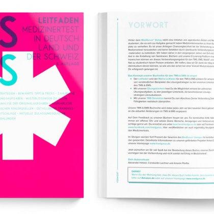 Leitfaden TMS und EMS 2020 Innenansicht und Cover