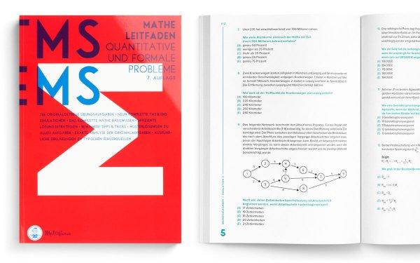 Mathe Leitfaden TMS und EMS 2020 Innenansicht und Cover