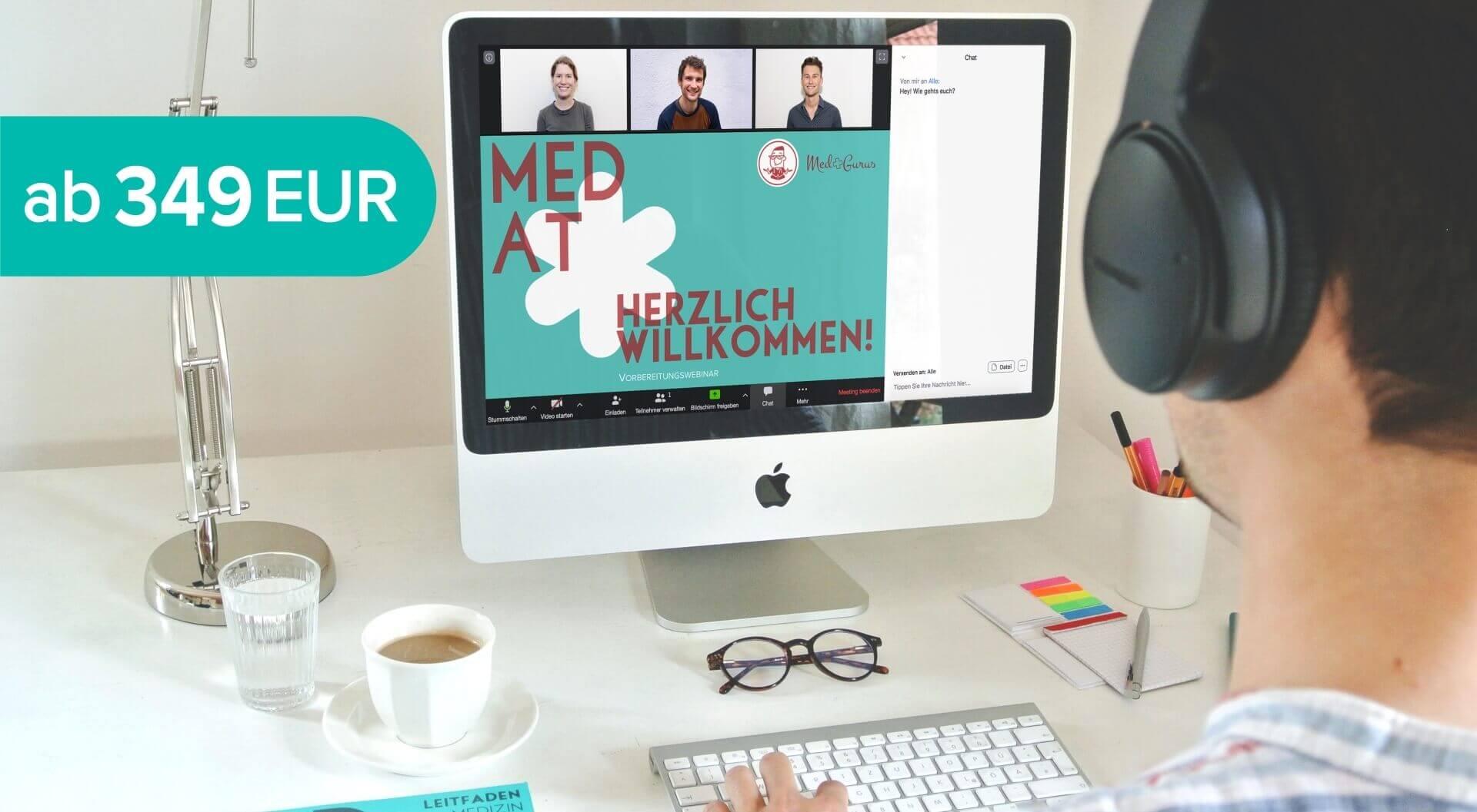 MedAT All-In-One Kurs MedGurus