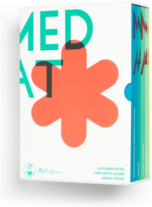 MedAT Kompendium Cover Übersicht
