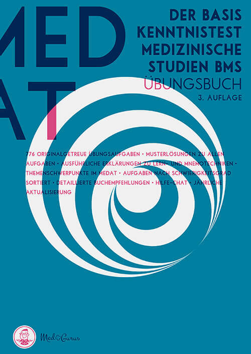 MedAT Vorbereitung 2019 Frontcover BMS