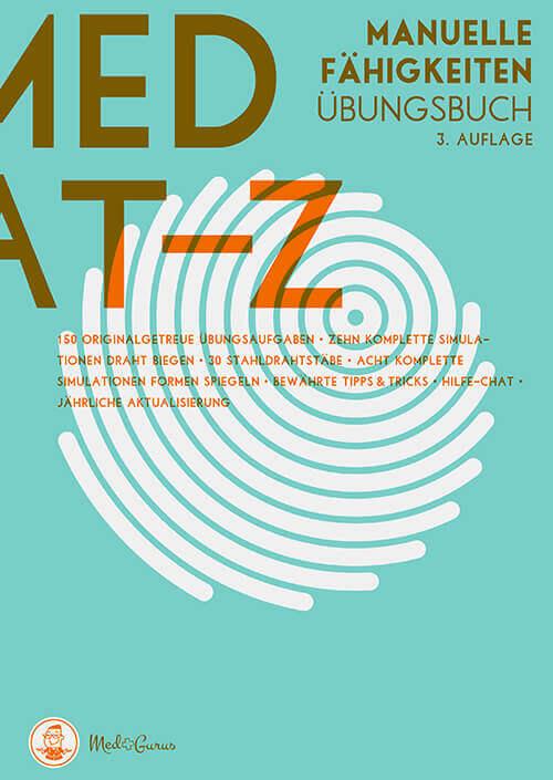 MedAT Vorbereitung 2019 Frontcover MedAT-Z