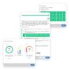 MedGurus Medizinertest Kompendium+ Screens