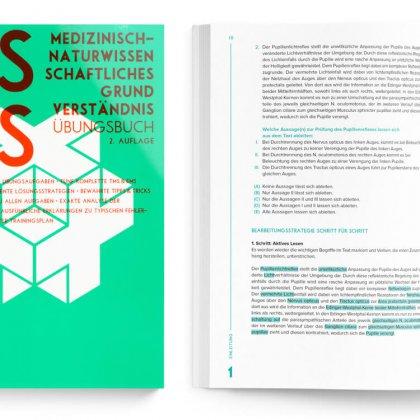 Medizinisch naturwissenschaftliches Grundverständnis TMS und EMS 2020 Innenansicht und Cover