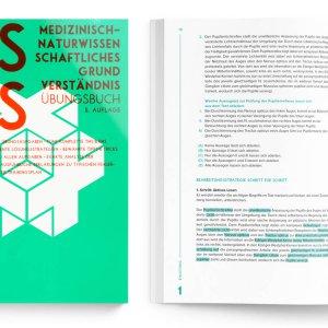 Medizinisch-naturwissenschaftliches Grundverständnis zur Vorbereitung auf den TMS und EMS 2019 Ansicht von vorne