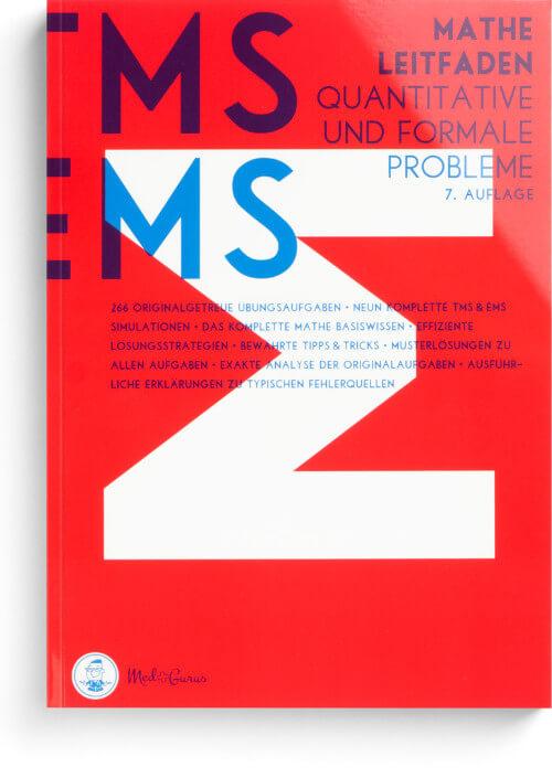 Quantitative und formale Probleme TMS und EMS 2020 Cover Übersicht