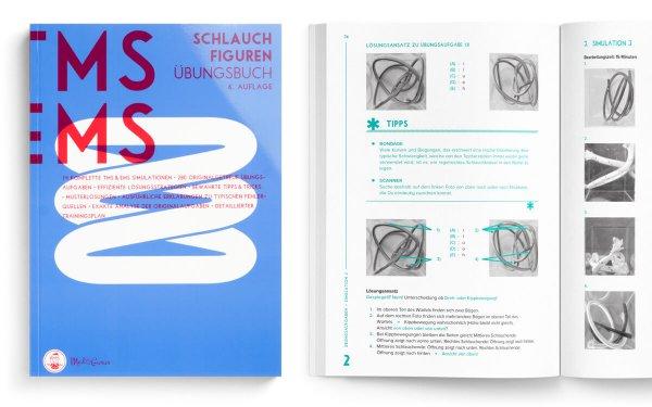 Schlauchfiguren TMS und EMS 2020 Innenansicht und Cover