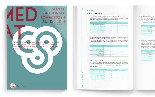 Sozial-emotionale Kompetenzen MedAT 2020 Cover Inhalt Medizinaufnahmeverfahren Österreich