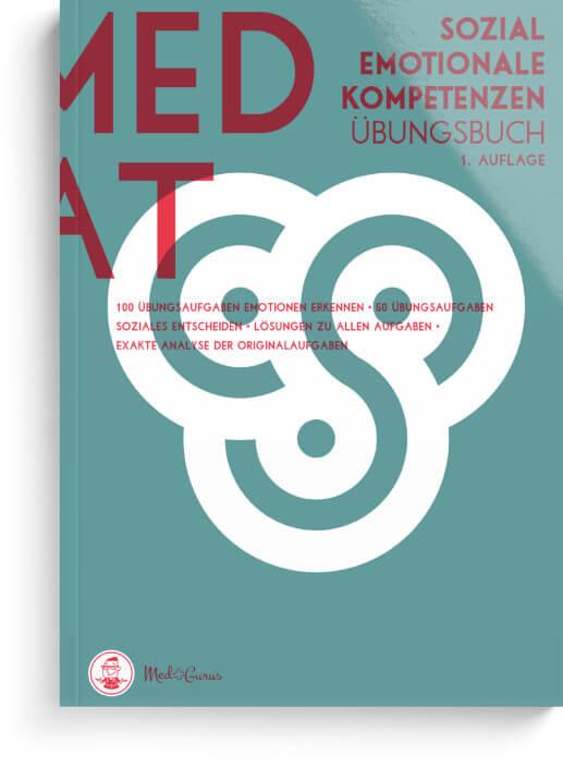 Sozial-emotionale Kompetenzen MedAT Cover Übersicht