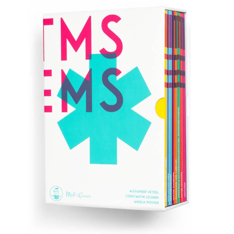 TMS Kompendium Medizinertest Vorbereitung Cover 2020