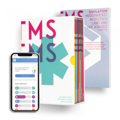 TMS Komplettpaket 2020 Kompendium E-learning Simulation Übersicht