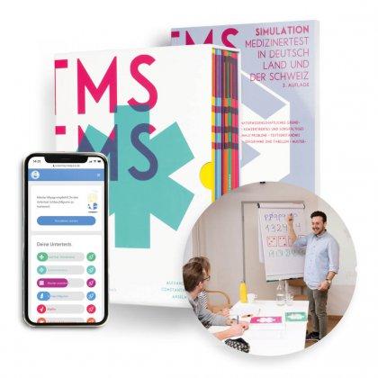 TMS Komplettpaket + Seminar 2020 Kompendium E-learning Simulation Übersicht