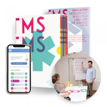 TMS Komplettpaket plus All-in One Seminat Cover Produkt