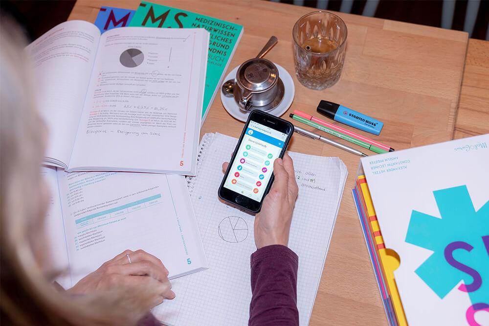 Medizinertest Vorbereitung E-Learning