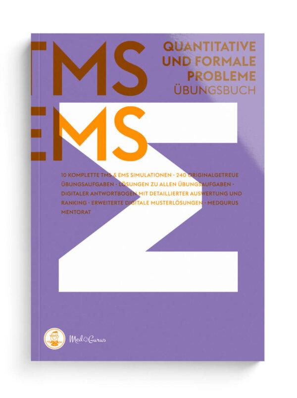 TMS & EMS Übungsbuch Quantitative und formale Probleme 2022 Cover