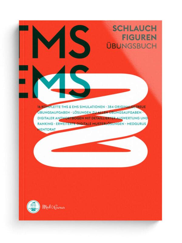 TMS & EMS Übungsbuch Schlauchfiguren 2022 Cover