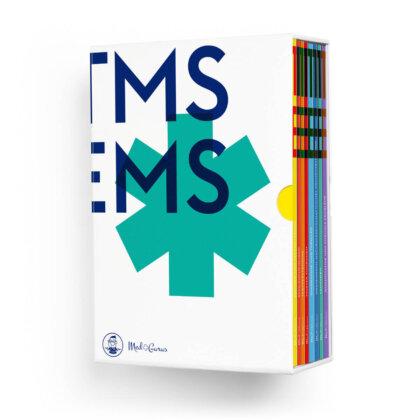 Ansicht Vorderseite TMS& EMS Schuber