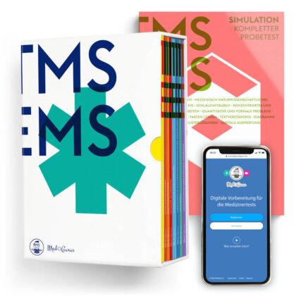 TMS & EMS Komplettpaket Ansicht von vorne