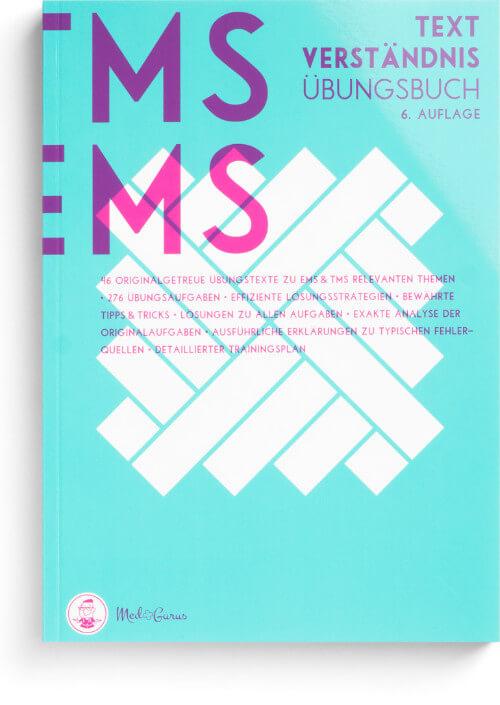 Textverständnis TMS und EMS 2020 Cover Übersicht