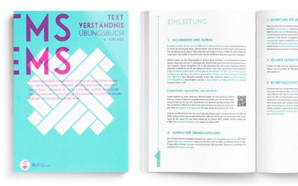 Textverstaendnis TMS und EMS 2020 Innenansicht und Cover